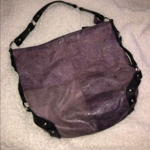 Purple Hobo Purse!